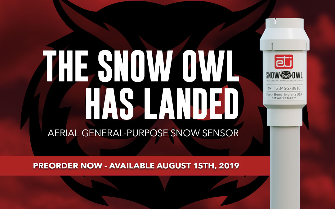 PREORDER YOUR ETI SNOW OWL TODAY